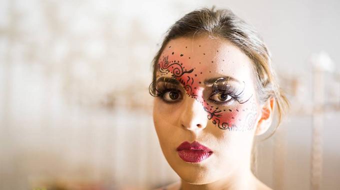 Maquillaje fantasía - facepainting